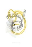 String Orbit I Art by June Erica Vess