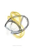 String Orbit VI Print by June Erica Vess