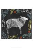 Chalkboard Farmhouse III Prints by Grace Popp