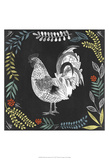 Chalkboard Farmhouse IV Poster by Grace Popp