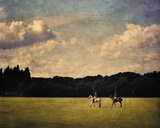The Sport of Kings Giclee Print by Pete Kelly