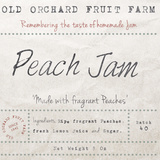Peach Jam Print by  The Vintage Collection