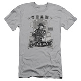 Ice Road Truckers- Team Alex Slim Fit T-shirts