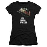 Juniors: Full Metal Jacket/Poster Art (Premium) T-Shirt