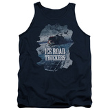 Tank Top: Ice Road Truckers- Life On The Highway Tank Top
