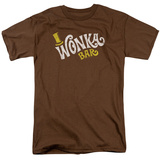 Willy Wonka And The Chocolate Factory/Wonka Logo Shirts