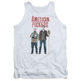Tank Top: American Pickers- Season 5 Promo Tank Top