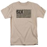 Six- Camo Flag T-Shirt