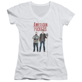 Juniors: American Pickers- Season 5 Promo V-Neck Shirt