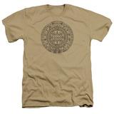 Ancient Aliens- Mayan Calender T-Shirt