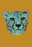 Savane Cheetah Poster by Emilie Ramon