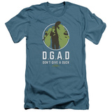 Duck Dynasty- D.G.A.D. Slim Fit T-shirts