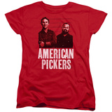 Womens: American Pickers- Mike & Frank Season 16 T-shirts