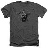 Six- Decorated Shooter T-Shirt