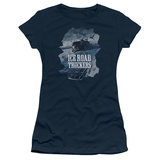 Juniors: Ice Road Truckers- Life On The Highway T-Shirt
