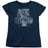 Womans: Ice Road Truckers- King Of The Ice Road T-shirts
