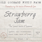 Strawberry Jam Poster by  The Vintage Collection