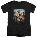 American Pickers- Mike & Frank Pick Masters V-Neck V-Necks