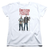 Womans: American Pickers- Season 5 Promo T-shirts
