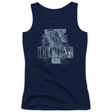 Juniors Tank Top: Ice Road Truckers- King Of The Ice Road Womens Tank Tops