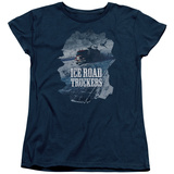 Womans: Ice Road Truckers- Life On The Highway T-Shirt