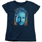 Womens: Ancient Aliens- Cosmic Quest Giorgio T-Shirt