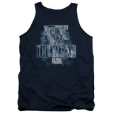 Tank Top: Ice Road Truckers- King Of The Ice Road Tank Top