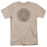 Ancient Aliens- Mayan Calender Shirt