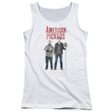 Juniors Tank Top: American Pickers- Season 5 Promo T-shirts