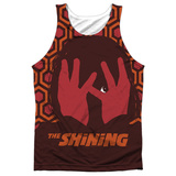 Tank Top: The Shining- Afraid To Look Tank Top