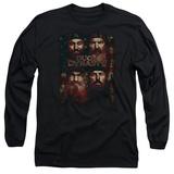 Long Sleeve: Duck Dynasty- American Dynasty T-Shirt