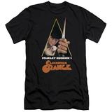 A Clockwork Orange/Poster Art Slim Fit Shirts