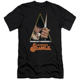 A Clockwork Orange/Poster Art Slim Fit T-Shirt