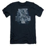 Ice Road Truckers- King Of The Ice Road Slim Fit T-Shirt