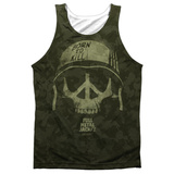Tank Top: Full Metal Jacket- War For Peace Tank Top