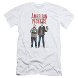 American Pickers- Season 5 Promo Slim Fit Shirts