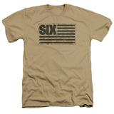 Six- Camo Flag T-shirts