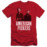 American Pickers- Mike & Frank Season 16 Slim Fit T-shirts
