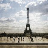 Paris Meander Giclee Print by Pete Kelly