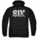 Hoodie: Six- Squad Logo Pullover Hoodie
