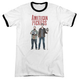 American Pickers- Season 5 Promo Ringer T-Shirt