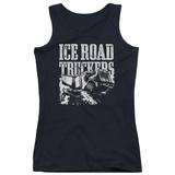 Juniors Tank Top: Ice Road Truckers- Break The Ice Womens Tank Tops