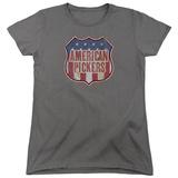 Womans: American Pickers- Vintage Logo Shield T-shirts