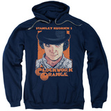 Hoodie: A Clockwork Orange/Alex Stamp Pullover Hoodie