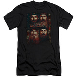 Duck Dynasty- American Dynasty Slim Fit T-shirts