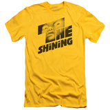 The Shining/Poster Art Slim Fit Shirts