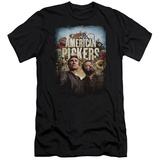 American Pickers- Mike & Frank Pick Masters Slim Fit T-Shirt