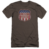 American Pickers- Vintage Logo Shield (Premium) Shirts