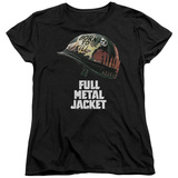 Womans: Full Metal Jacket/Poster Art T-shirts
