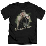 Juvenile: Harry Potter- Dumbledore Wand Ready T-shirts